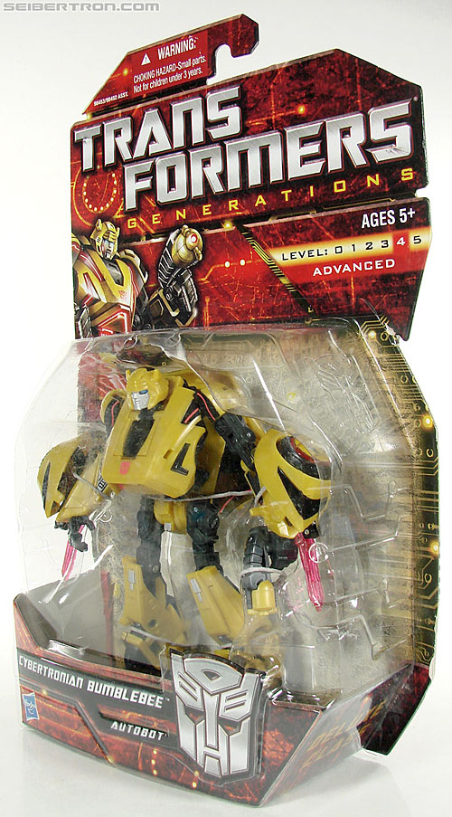 Transformers War For Cybertron Cybertronian Bumblebee (Image #15 of 145)