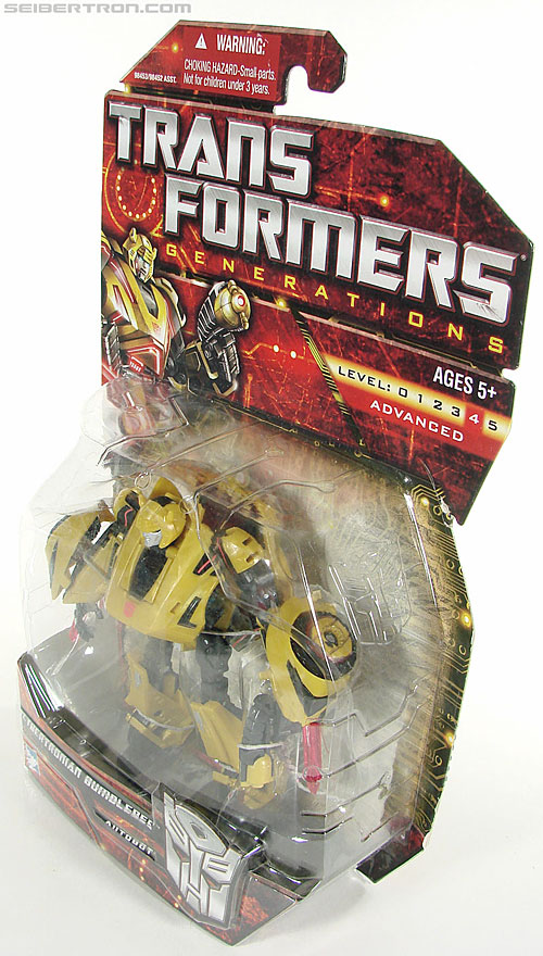 Transformers War For Cybertron Cybertronian Bumblebee (Image #16 of 145)