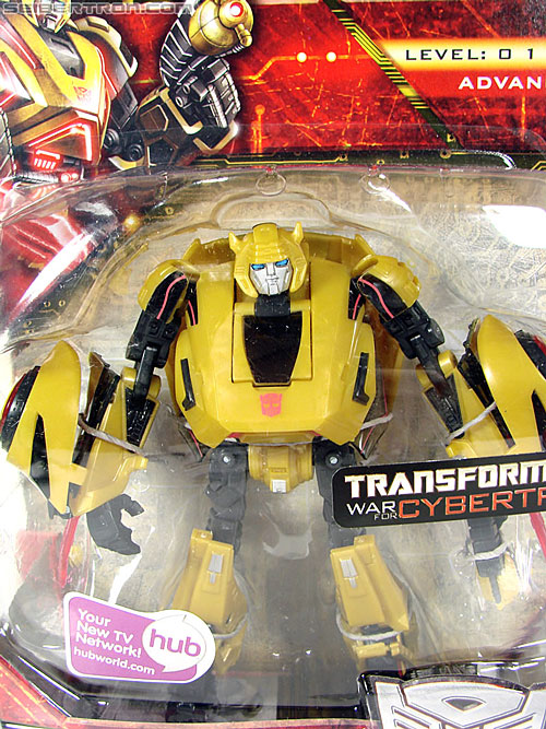 Transformers War For Cybertron Cybertronian Bumblebee (Image #22 of 145)