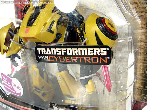 Transformers War For Cybertron Cybertronian Bumblebee (Image #23 of 145)