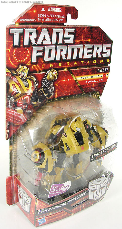 Transformers War For Cybertron Cybertronian Bumblebee (Image #27 of 145)