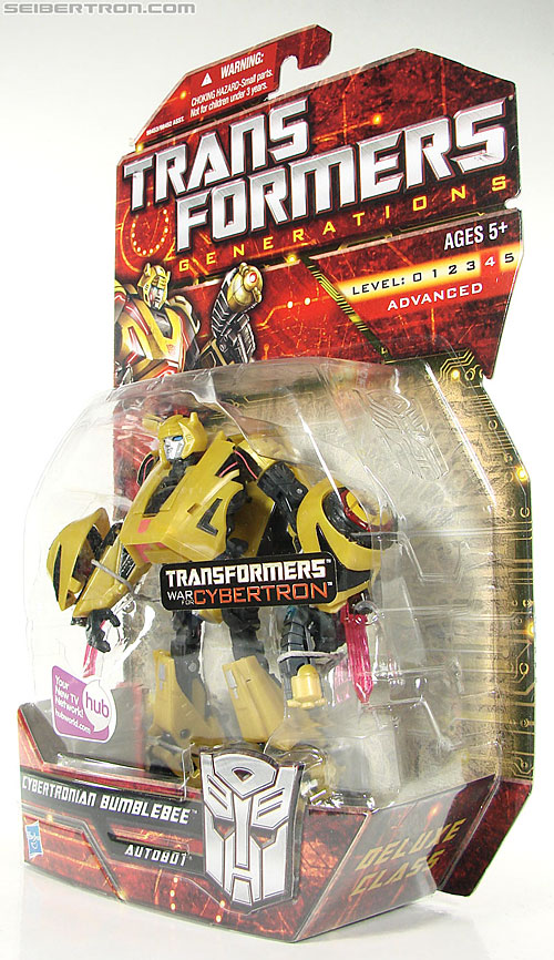 Transformers War For Cybertron Cybertronian Bumblebee (Image #29 of 145)