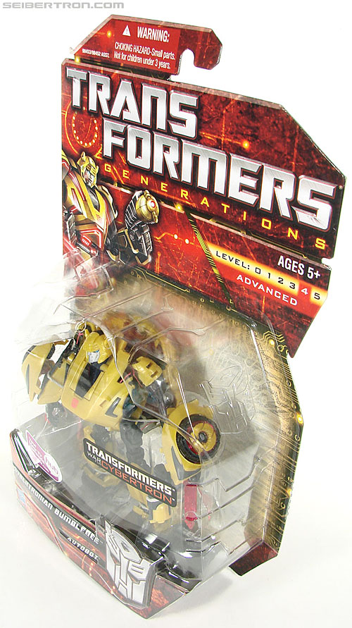 Transformers War For Cybertron Cybertronian Bumblebee (Image #30 of 145)