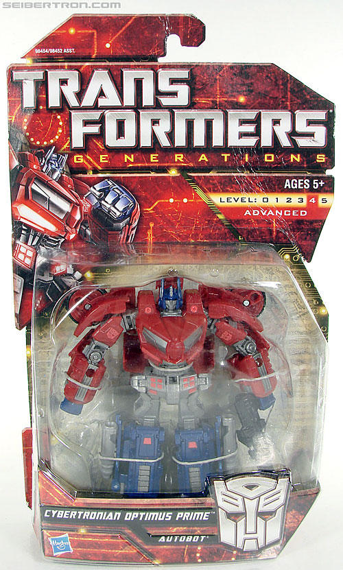 Transformers War For Cybertron Cybertronian Optimus Prime (Image #1 of 142)
