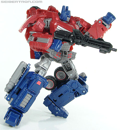 cybertronian optimus prime instructions