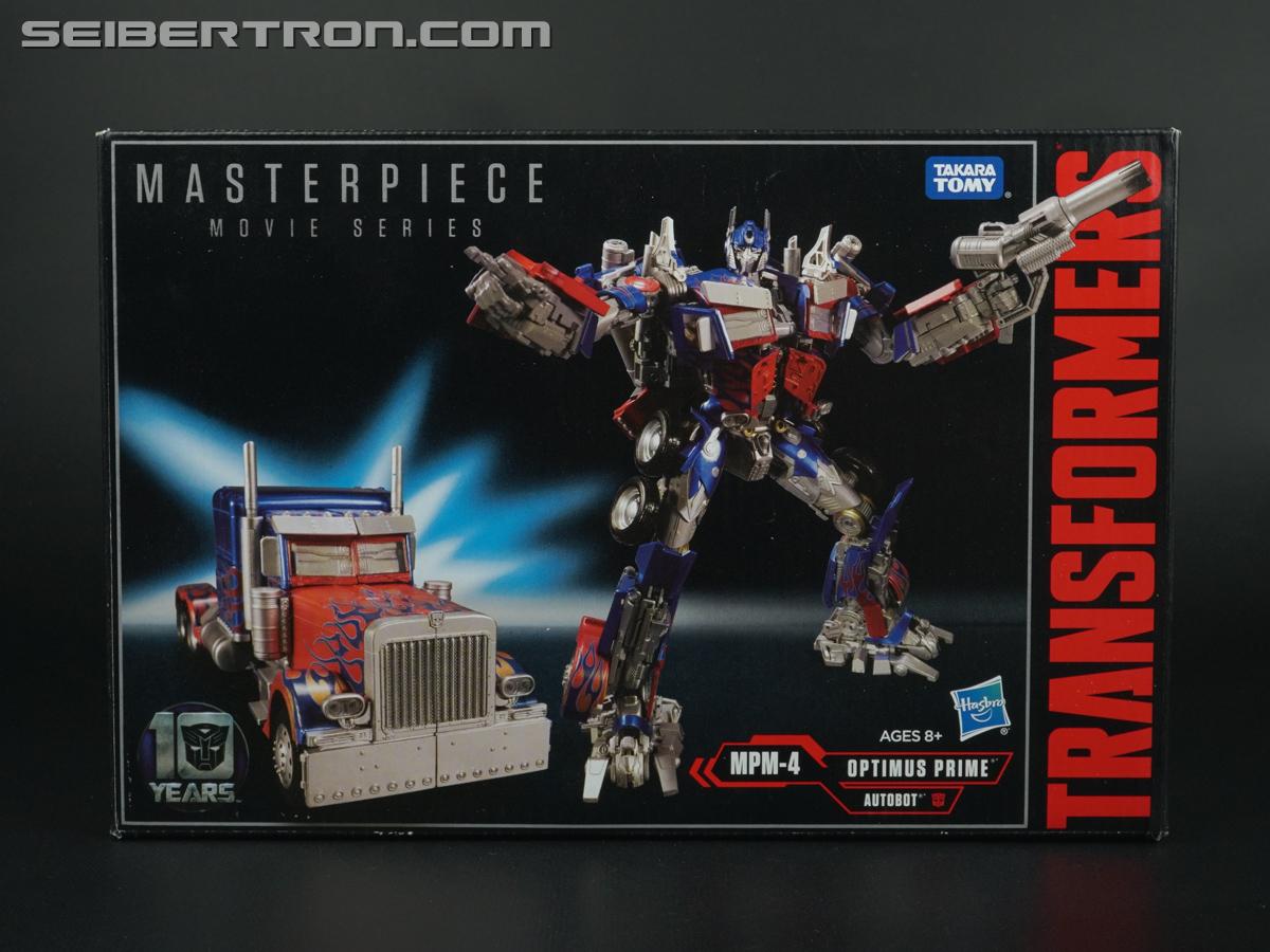 Transformers Masterpiece Movie Series Optimus Prime (Image #1 of 270)