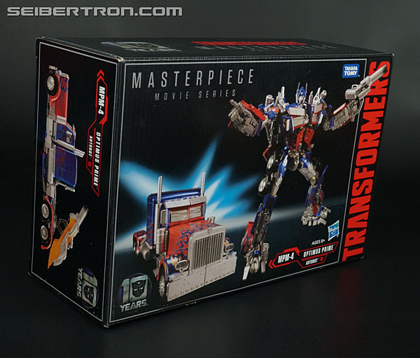 Transformers News: New Gallery: Masterpiece Movie Series MPM-4 Optimus Prime