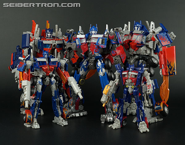 Transformers Masterpiece Movie Series Optimus Prime (Image #270 of 270)