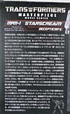 Masterpiece Movie Series Starscream - Image #12 of 159