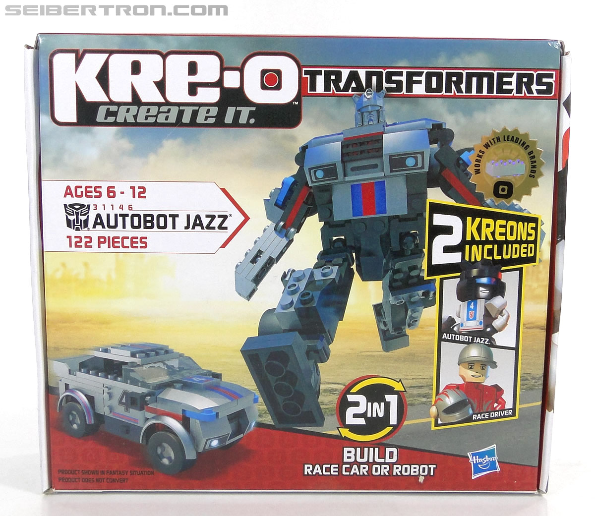 Kre-O Transformers Jazz (Image #1 of 96)