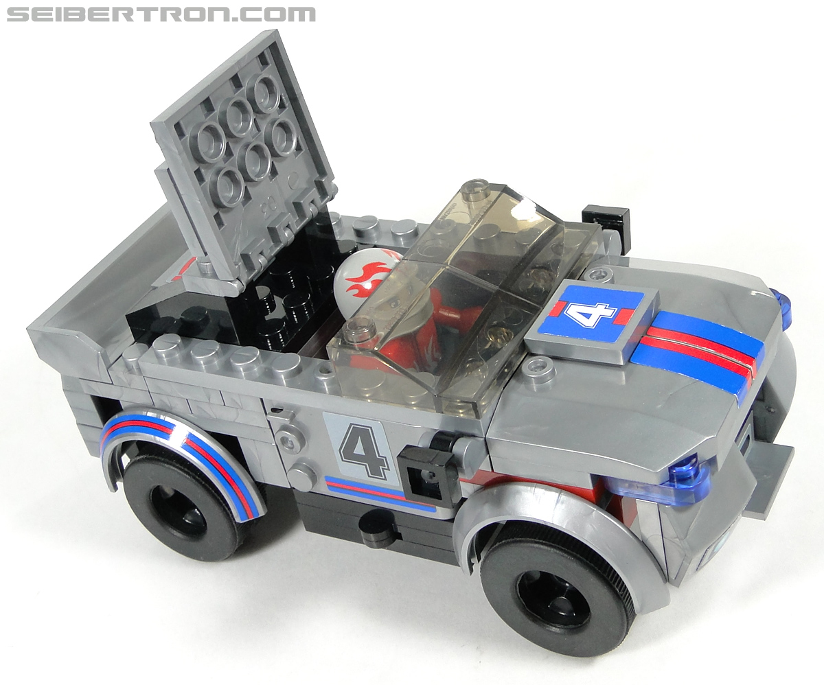 Kre-O Transformers Kreon Race Driver (Jazz) (Image #1 of 47)