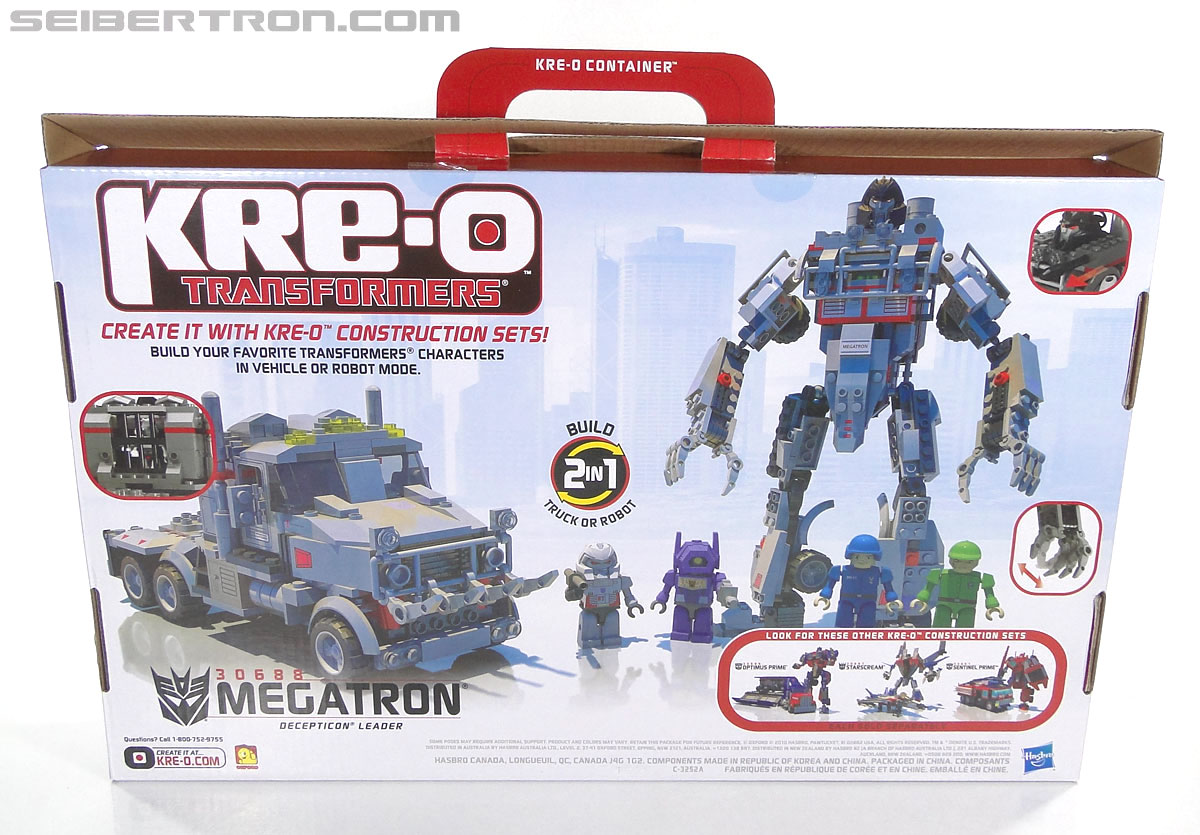 Kre-O Transformers Megatron (Image #14 of 147)
