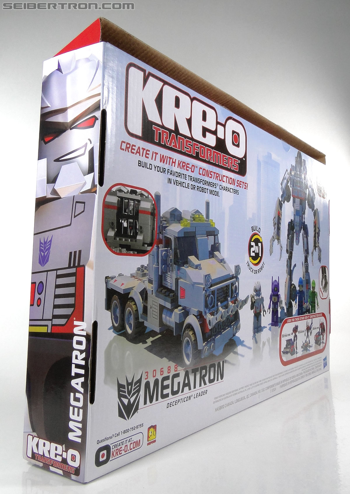 Kre-O Transformers Megatron (Image #19 of 147)