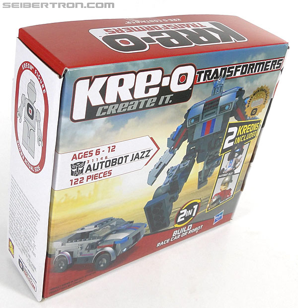Kre-O Transformers Jazz (Image #8 of 96)