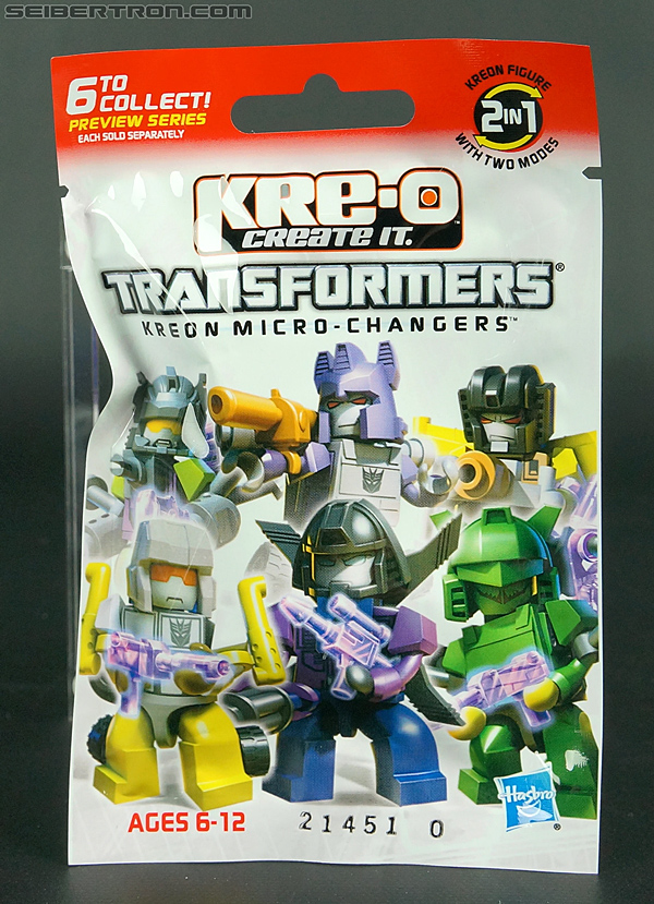Kre-O Transformers Crankstart (Image #3 of 80)