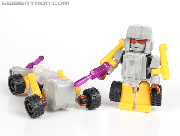 Kreon Micro-Changers Galleries: Galvatron, Spinister, Scorponok, Waspinator, Crankstart and Sunstorm