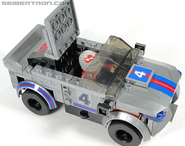 Kre-O Transformers Kreon Race Driver (Jazz) (Image #2 of 47)