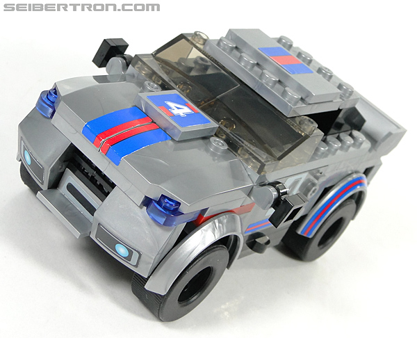 Kre-O Transformers Kreon Race Driver (Jazz) (Image #4 of 47)