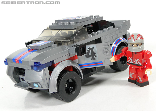 Kre-O Transformers Kreon Race Driver (Jazz) (Image #5 of 47)