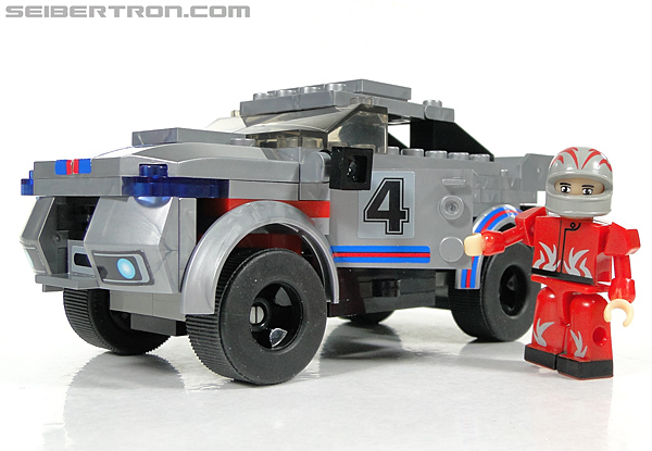 Kre-O Transformers Kreon Race Driver (Jazz) (Image #6 of 47)