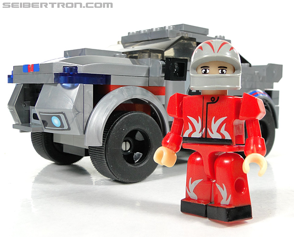 Kre-O Transformers Kreon Race Driver (Jazz) (Image #7 of 47)