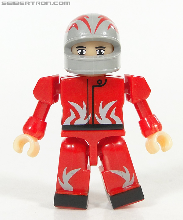 Kre-O Transformers Kreon Race Driver (Jazz) (Image #8 of 47)