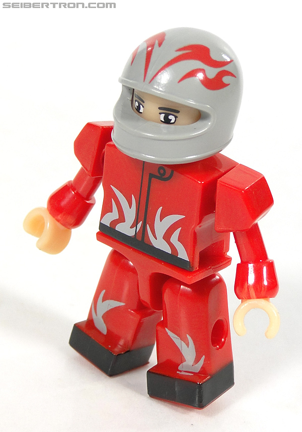 Kre-O Transformers Kreon Race Driver (Jazz) (Image #22 of 47)