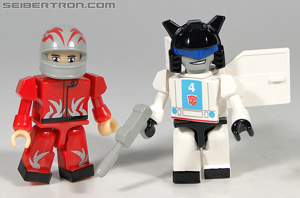 Kre-O Transformers Kreon Race Driver (Jazz) (Image #25 of 47)