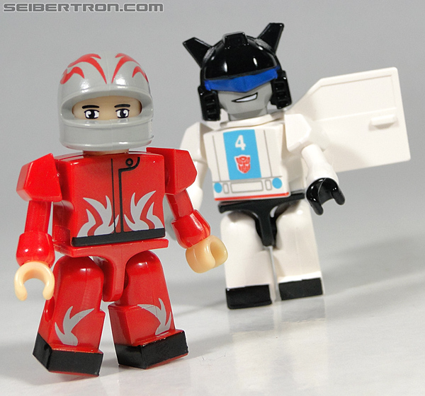 Kre-O Transformers Kreon Race Driver (Jazz) (Image #26 of 47)