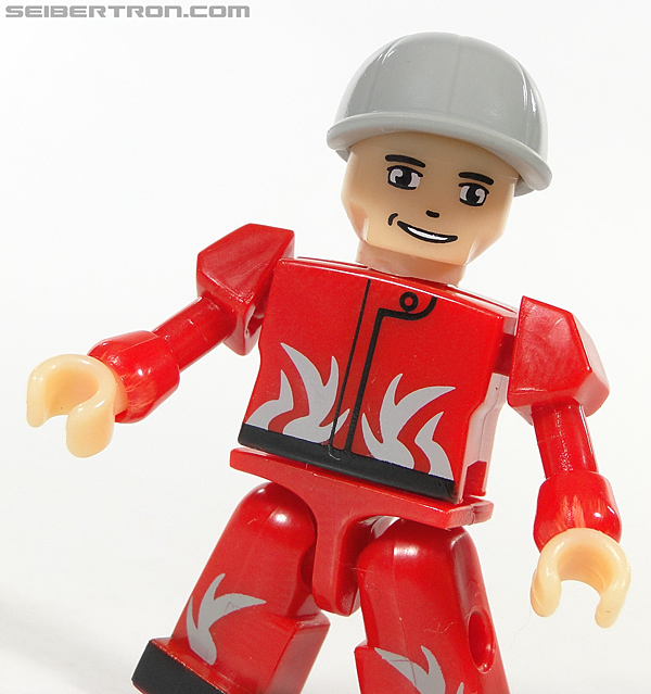 Kre-O Transformers Kreon Race Driver (Jazz) (Image #34 of 47)