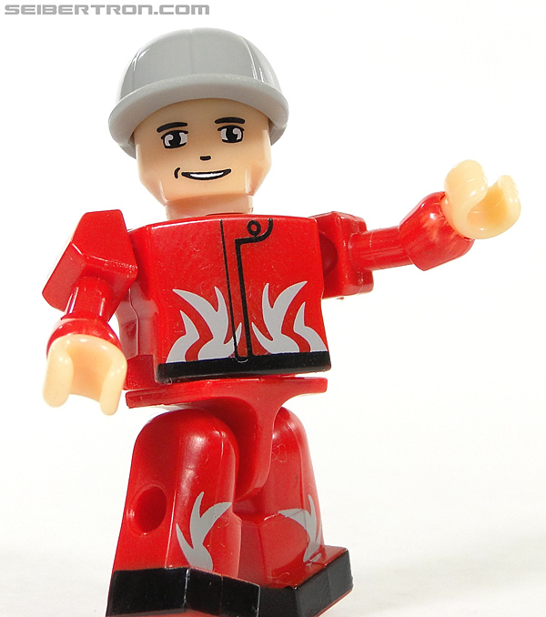 Kre-O Transformers Kreon Race Driver (Jazz) (Image #36 of 47)