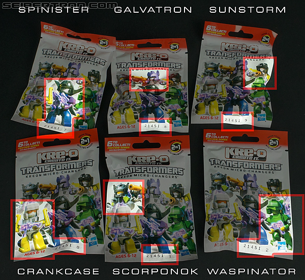 Kre-O Transformers Galvatron (Image #2 of 98)