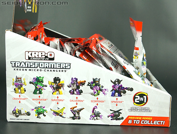 Kre-O Transformers Scorponok (Image #7 of 97)
