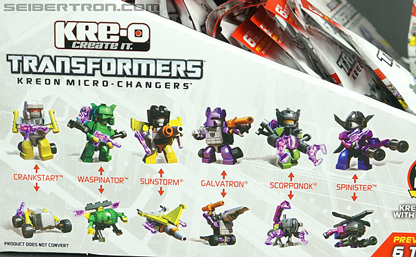 Kre-O Transformers Scorponok (Image #11 of 97)