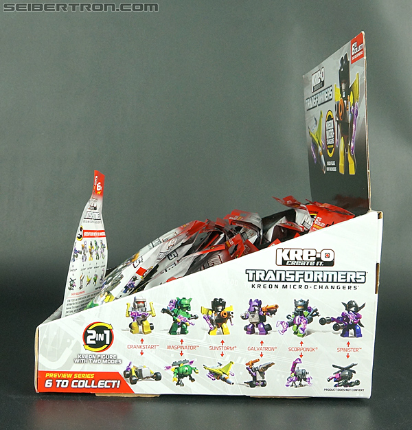 Kre-O Transformers Scorponok (Image #13 of 97)