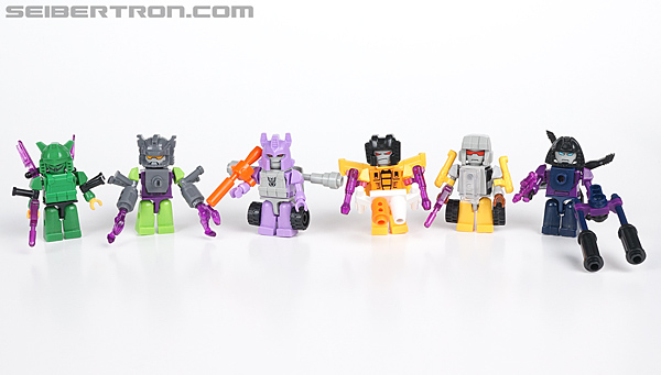 Kreon Micro-Changers Wave One Released at Mass Retail