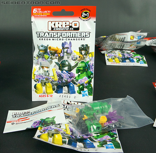 Kre-O Transformers Waspinator (Image #5 of 77)