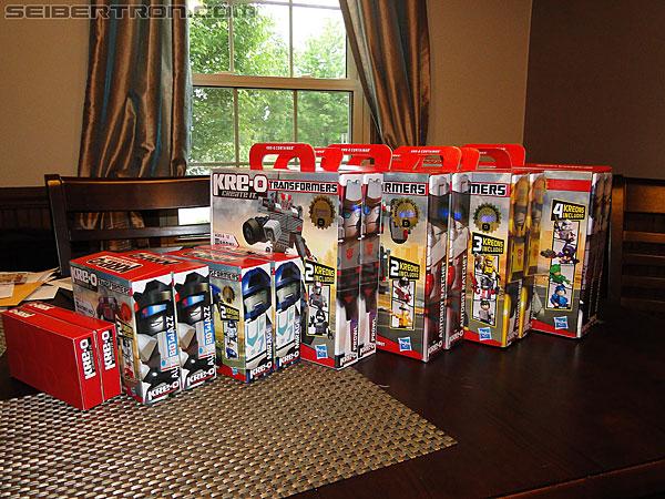 Kre-O Transformers Megatron (Image #1 of 147)