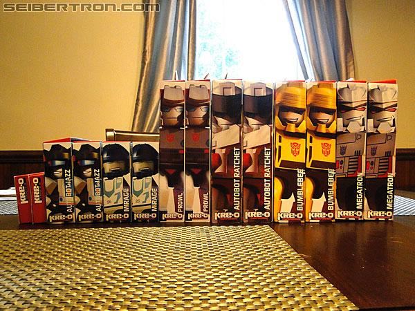 Kre-O Transformers Megatron (Image #3 of 147)