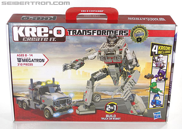 Kre-O Transformers Megatron (Image #5 of 147)