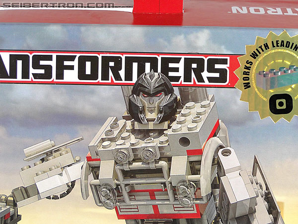 Kre-O Transformers Megatron (Image #6 of 147)