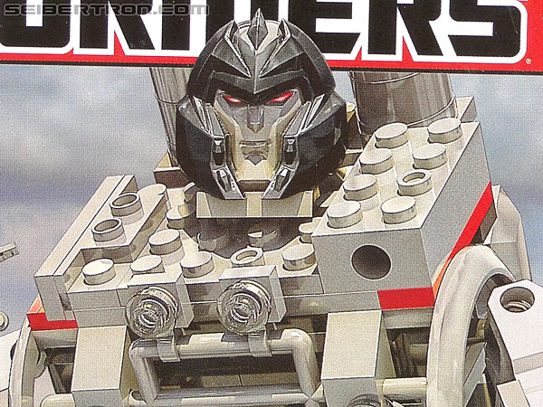 Kre-O Transformers Megatron (Image #7 of 147)