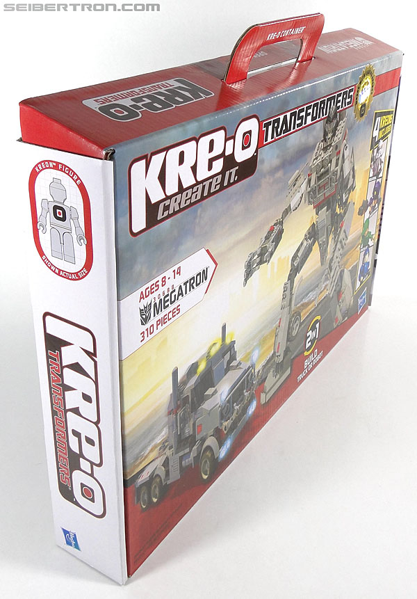 Kre-O Transformers Megatron (Image #11 of 147)