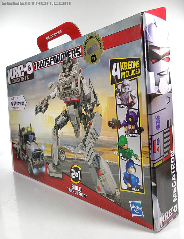 Kre-O Transformers Megatron (Image #21 of 147)