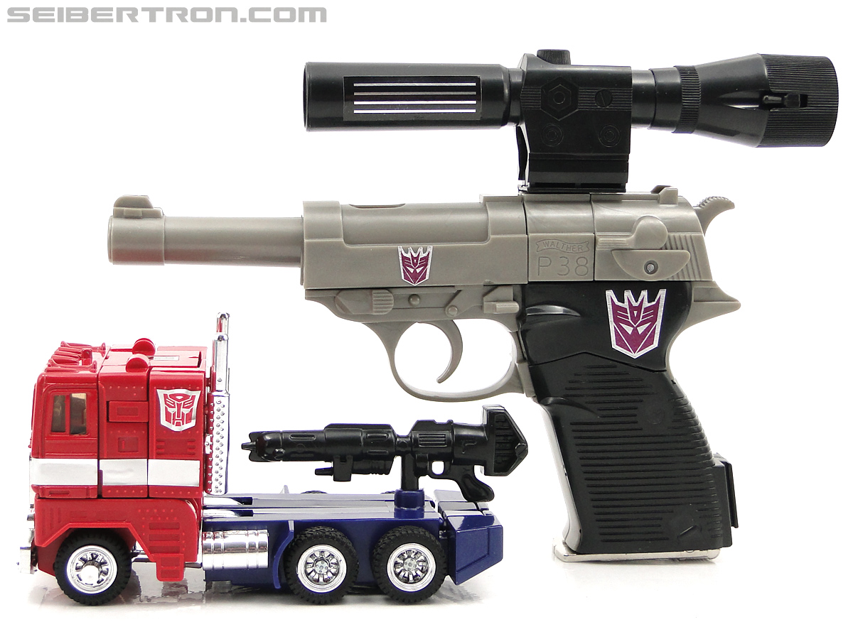 Transformers Chronicles Megatron (G1) (Reissue) Toy ...