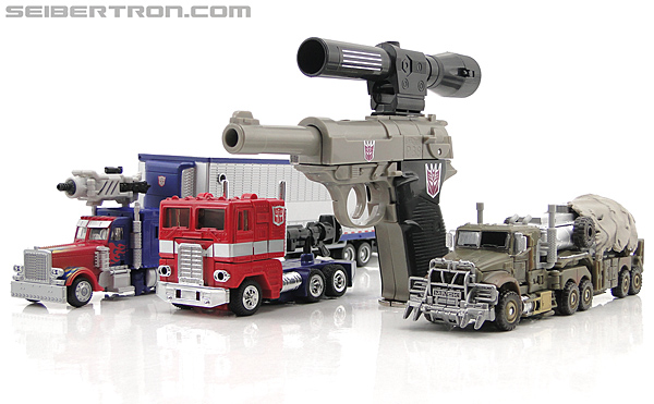 Transformers Chronicles Megatron (DOTM) (Image #35 of 142)