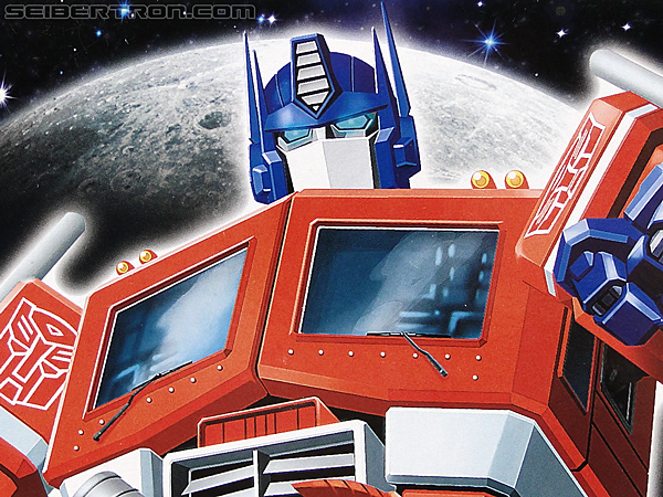 Transformers Chronicles Optimus Prime (G1) (Reissue) (Image #5 of 196)