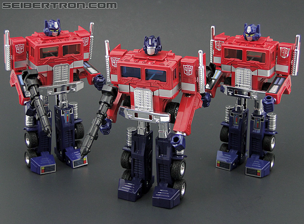 Transformers Chronicles Optimus Prime (G1) (Reissue) (Image #195 of 196)