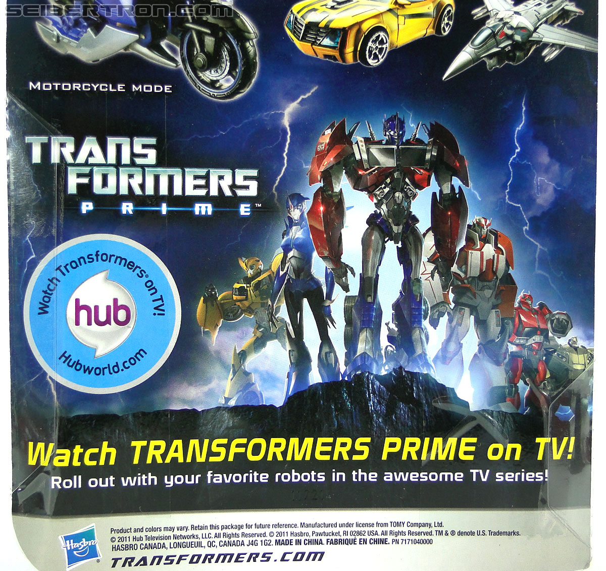 Transformers Prime: First Edition Arcee (Image #11 of 129)