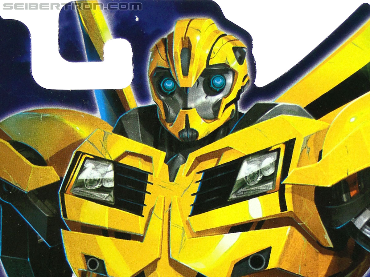 Transformers Prime: First Edition Bumblebee (Image #3 of 130)